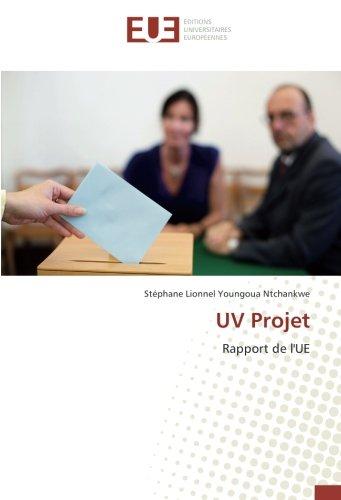 UV Projet par Stéphane Lionnel Youngoua Ntchankwe