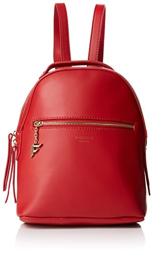 Fiorelli Women's Anouk Backpack Handbag Red (pillar Box Red)