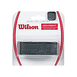 Wilson Micro-Dry + Comfort Ersatz Tennisschläger Griff