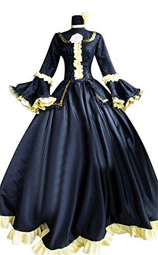 mtxc-womens-vocaloid-cosplay-costume-kagamine-rin-the-servant-of-evil-dress-size-medium-black