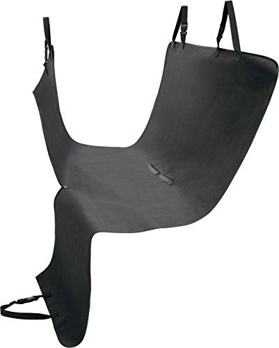 Preisvergleich Produktbild Hunter 92424 Autoschondecke für die Rückbank, 150 x 145 cm, schwarz