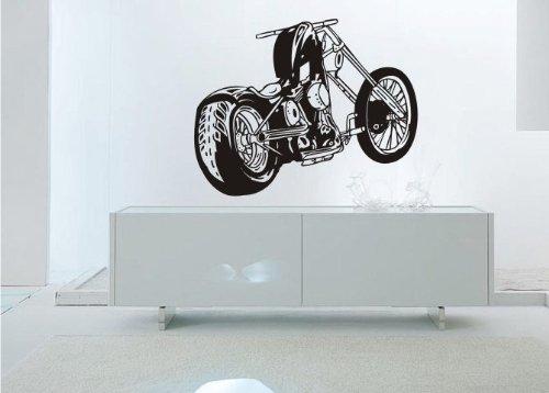 Wandtattoo Wandbild #189 Bike Easy Rider Motorrad