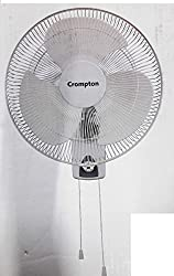CROMPTON WIND FLO HI-SPEED WALL MOUNT FAN - 400MM - 1900 RPM