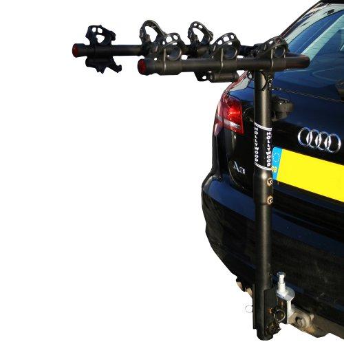 Hollywood Traveller 3Fahrrad Auto Rack für Anhängerkupplung -