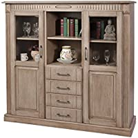 suchergebnis auf f r highboard kolonialstil m bel wohnaccessoires k che. Black Bedroom Furniture Sets. Home Design Ideas