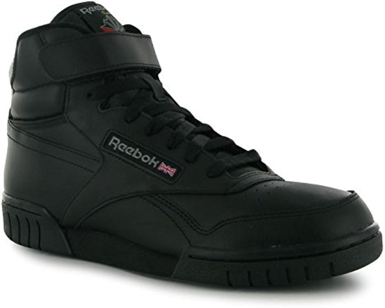 Reebok Herren Exofit Hi Top Turnschuhe/Schnürschuhe Casual Sportschuhe Schuhe