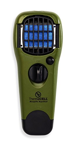 Thermacell Mosquito Repellent Personal Pest Control Appliance - Green