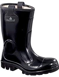 Delta plus botas - Juego bota seguridad ecrins negro talla 41(1 par)