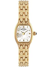Rotary LB00738-41 Ladies Timepieces Gold PVD Watch