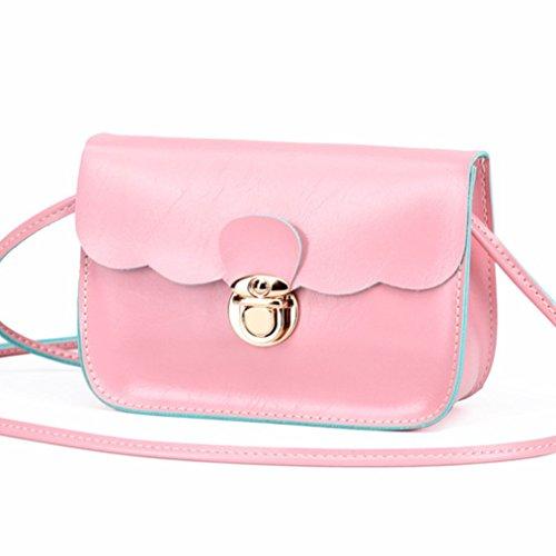 color-rosa-y-azul-para-nina-o-mujer-hombro-bolso-bandolera-bolso-de-mano-w-borde-festoneado