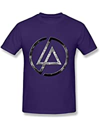 Xinda Hombres de Linkin Park Logo camiseta