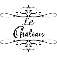Möbeltattoo - Le Chateau 02 & Ornament Shabby Chic