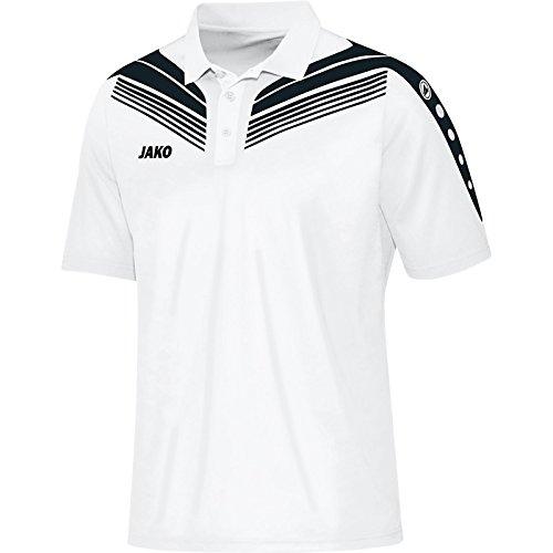 JAKO Polo Pro blanc/noir