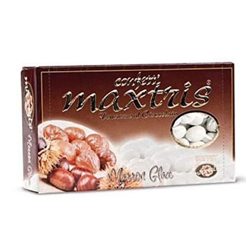 MAXTRIS | Confetti Italiani di Mandorla | MARRON GLACE | 1 Kg.