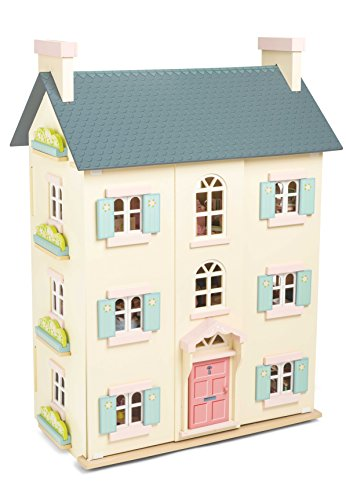 Le Toy Van Wooden Cherry Tree Hall Doll's House