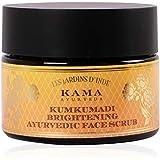 Kama Ayurveda Kumkumadi Brightening Ayurvedic Face Scrub, 50g
