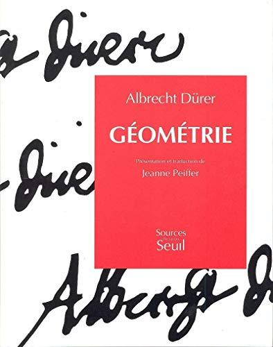Géométrie par Albrecht Dürer