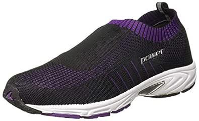 Power Women's Valo Purple Walking Shoes-3 UK (36 EU) (5590061)
