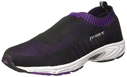 Power Women's Valo Purple Walking Shoes-6 UK (39 EU) (5590061)