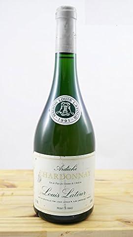 Vin Millésime 1991 Chardonnay Louis Latour -