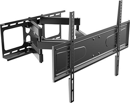 stealth tv wandhalterung herausziehbar verstellbar f r. Black Bedroom Furniture Sets. Home Design Ideas