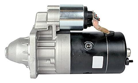 HELLA 8EA 012 527-351 Starter, Zähnezahl 9, Spannung: 12V, Leistung: 2,2kW (Cherokee Generator)
