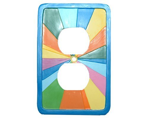 BACKYARDIGANS rainbow colors decorative OUTLET COVER kid baby decor by Borders Unlimited