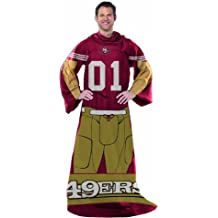 NFL adulto design Full Body Player Comfy throw,