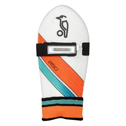 Kookaburra cricket sport 250Verve avambraccio Pad di protezione braccio guardia, Multi-coloured, da (Avambraccio Guardia)