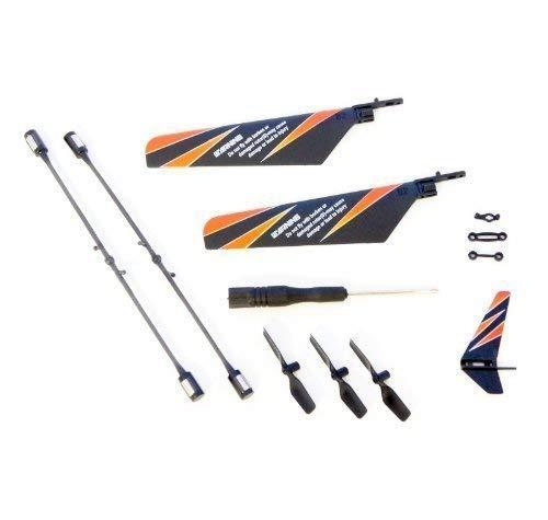 efaso V911 Crash Kit 9 Teilig - Ersatzteile für den V911 passend für Montertronic MT100, Simulus GH-640