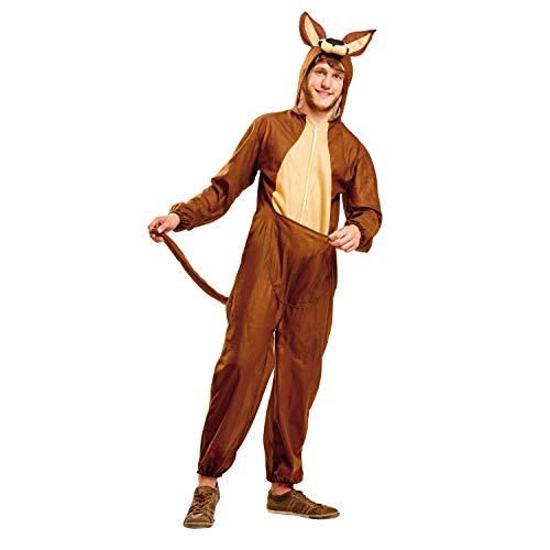Känguru Herren Kostüm - My Other Me Babysitter Kostüm für Herren, M-L (viving Costumes 201344)