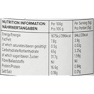 BULK POWDERS Aktive Gewürz, Knoblauch und Kräuter, 50 g