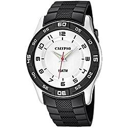 Calypso watches Jungen-Armbanduhr Analog Quarz Plastik K6062/3