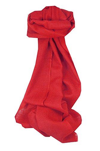 foulard-en-cachemire-fin-motif-karakoram-birds-eye-weave-scarlet-approprie-pour-hommes-et-femmes-par
