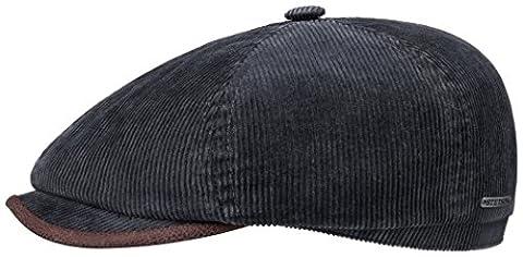 Stetson Men's Oregon Corduroy Cap 60cm / XL Blue
