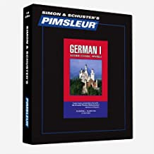 Pimsleur German Level 1 CD: Learn to Speak and Understand German with Pimsleur Language Programs (Comprehensive)