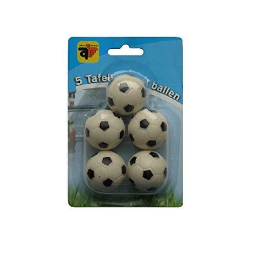 Ak Sport - 0725023 - Baby-foot - Ballons - 5 Pièces
