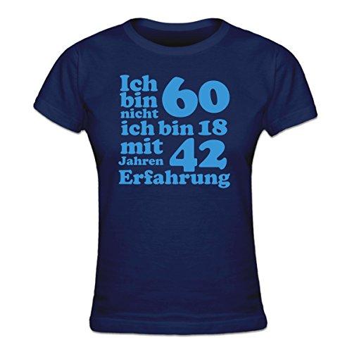 60ster Geburtstag T-shirts (60ster Geburtstag Frauen T-Shirt by Shirtcity)