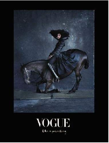 Vogue - Like A Painting par Lucy Davies