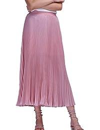 9196c01a015c Suchergebnis auf Amazon.de für: Plisseerock - Röcke / Damen: Bekleidung