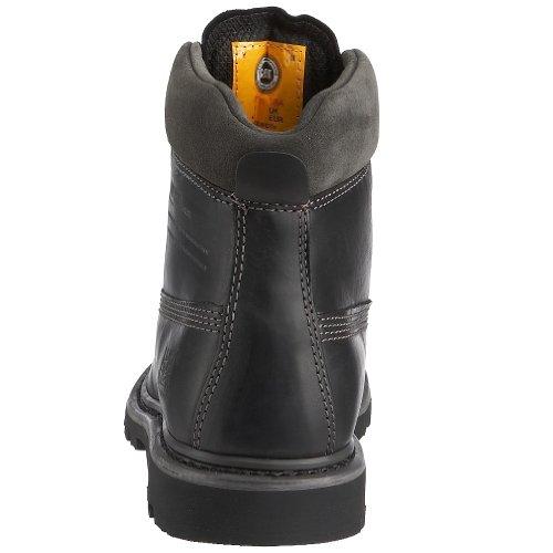 Cat Footwear Bruiser P714010 Herren Stiefel Schwarz (MENS BLACK)
