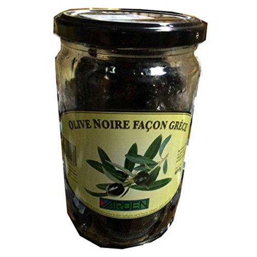 yarden Olives noires façon Grèce - ( Prix Unitaire ) - Envoi Rapide Et Soignée