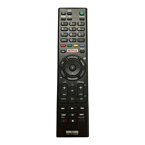 Ersatz TV Fernbedienung für Sony KD-65X8505C Fernseher