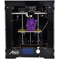 Profesional A3 de gran tamaño 4 Tipo de zócalo Alta precisión Marco de aluminio Impresora de impresión 3D Fácil ensamblaje de bricolaje Máquina