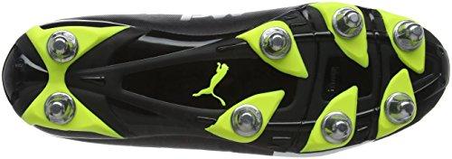 Puma amarillo Zapatos negro Rugby Hombre Los Vigor Blanco De H8 Negro seguridad Evopower rq1Pr
