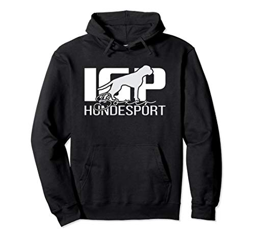 Deutscher Boxer Hund IGP Hundesport Hund Hunde IPO Pullover Hoodie