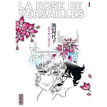 Rose de Versailles (Lady Oscar), tome 1