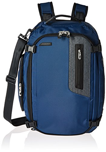 briggs-riley-brx-exchange-medium-expandable-duffle-407-litres-blue-equipaje-de-mano-51-cm-liters-azu