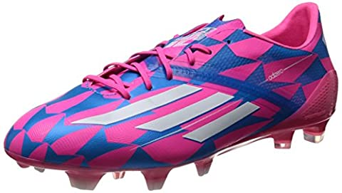 Adidas F50 adizero FG M17677 Mens Football boots / soccer cleats Pink 6.5 UK