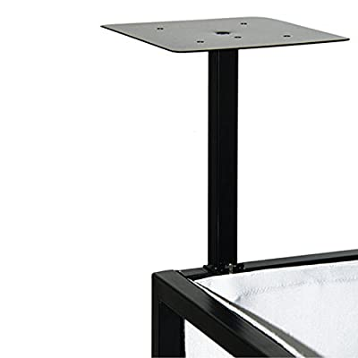 Novopro SDXBOOTHPODIUM SDX/DJ Booth Podium Shelve (Pack of 2) produced by Novopro - quick delivery from UK.